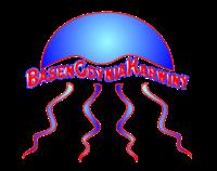 Logo basen gdynia karwiny